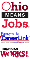 Ohio-Pennsylviania-Michigan Jobs